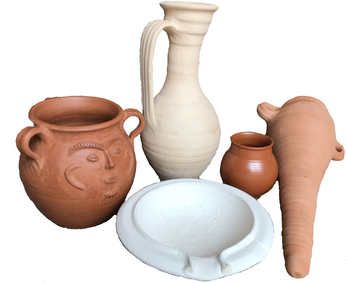 pottery assemblage